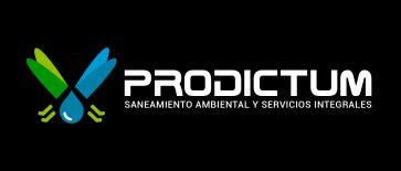 logotipo de la empresa prodictum sac